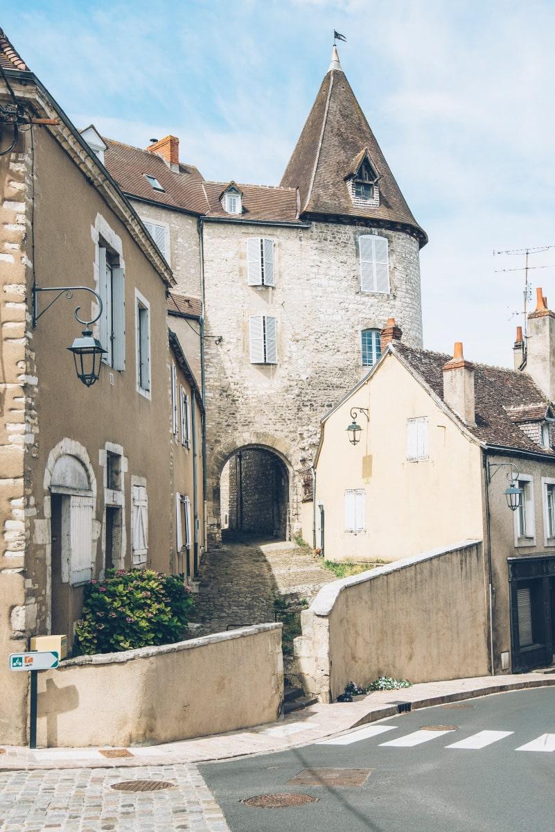 vieille prison porte saint Martin