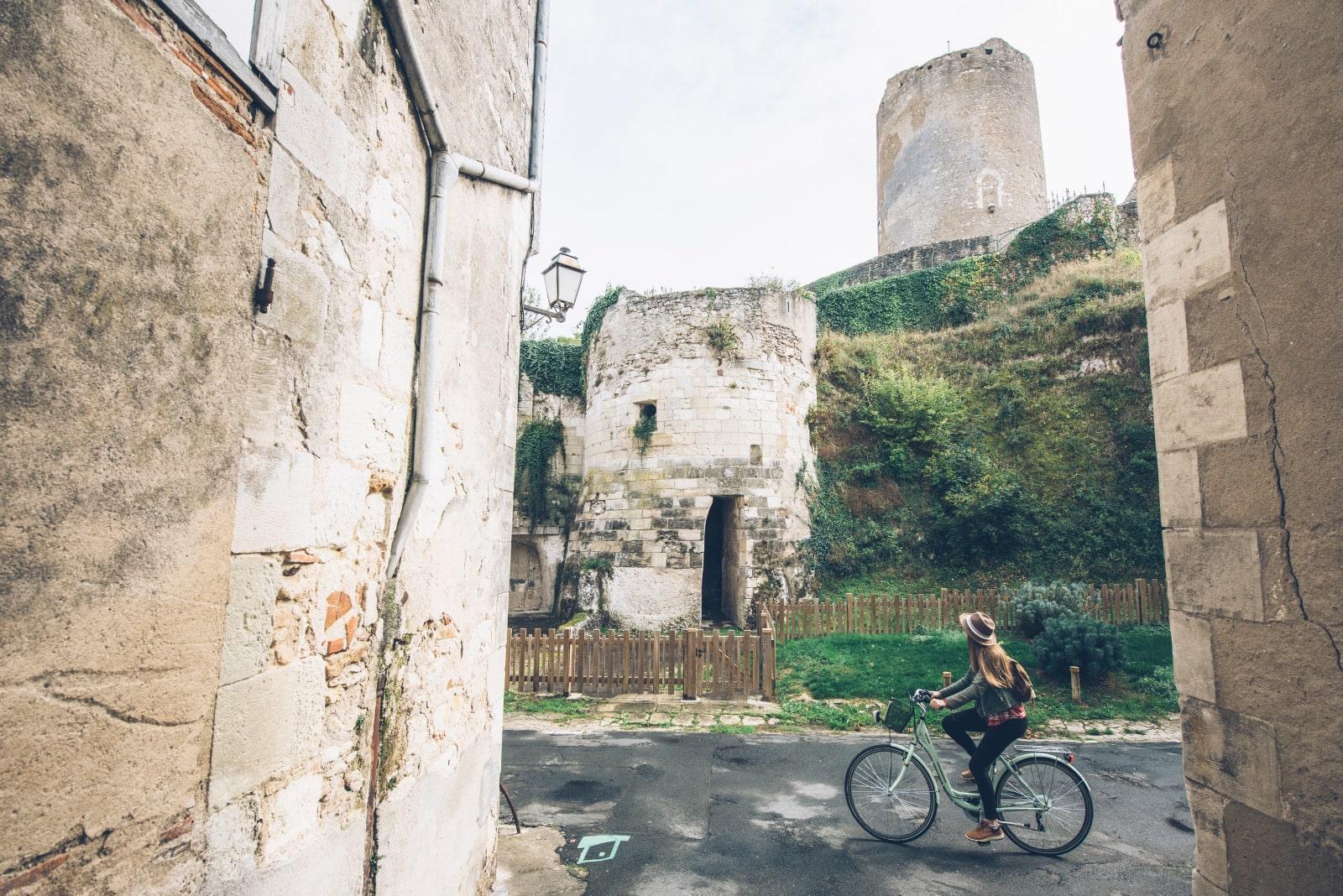 vue sur la tour Cesar